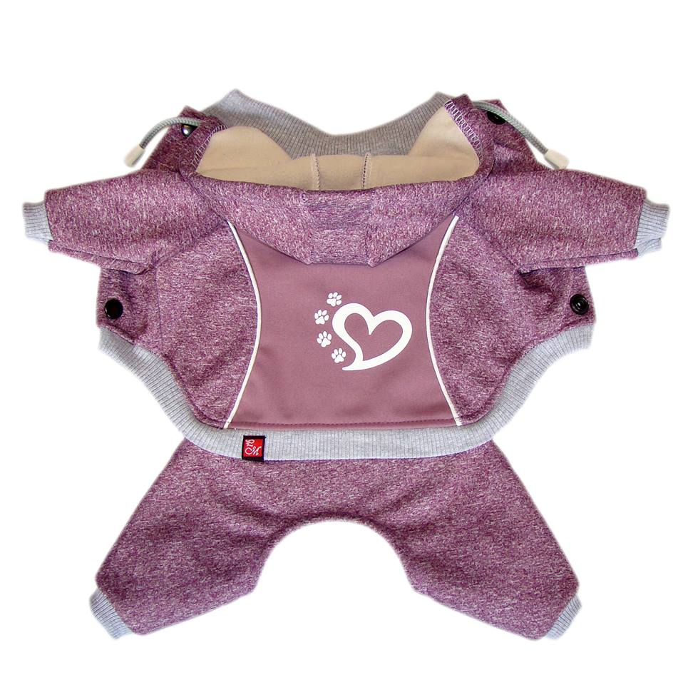 HEART softshell overal XS